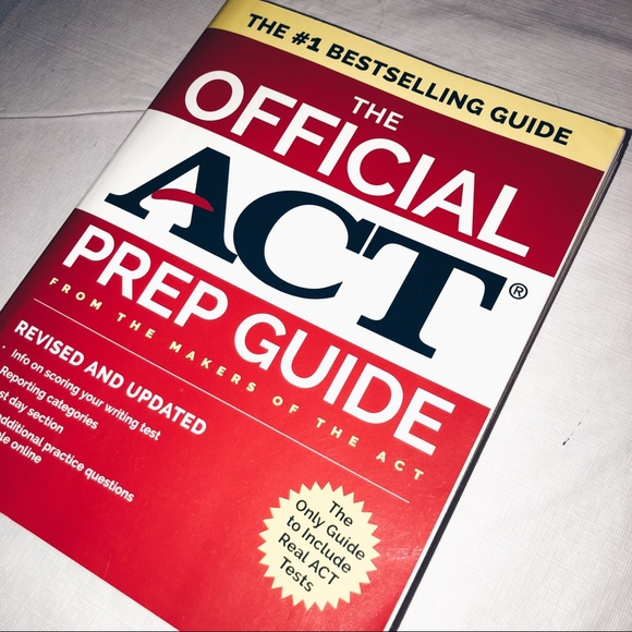 Official ACT Prep Guide 2018